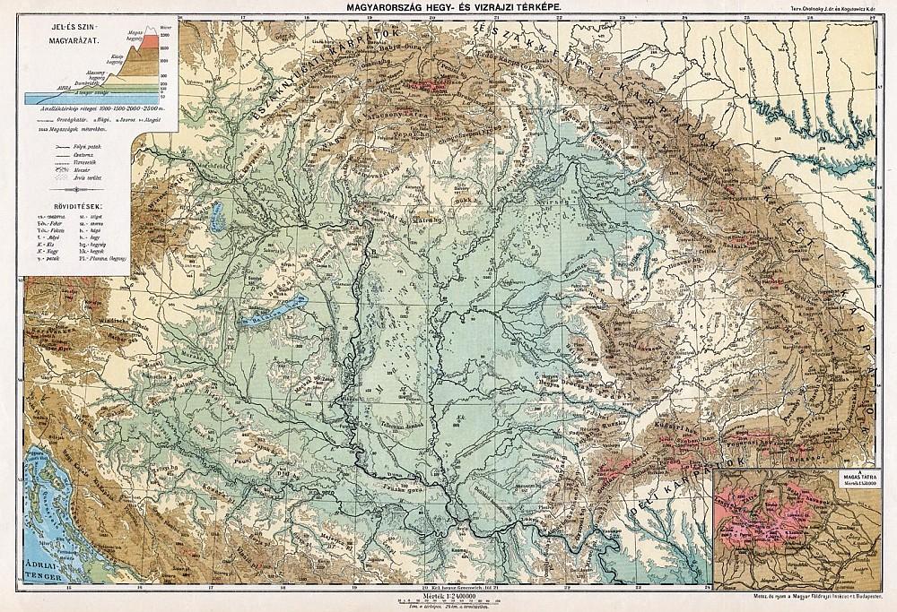 magyarország térkép 1980 Az I. világháború | Magyarország térkép és Google útvonaltervező magyarország térkép 1980