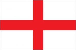 Anglia zászlója