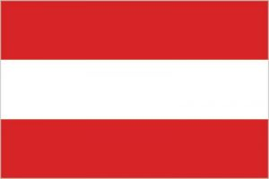 Ausztria zászlója