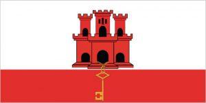 Gibraltár zászlója